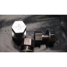 болт-жиклер 0,5 мм (дробь 7-6)